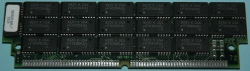 16MB (4Mx36) 72 pin simm big