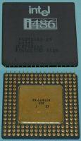 Intel 486 DX-25