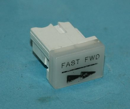 Fast Fwd button cap