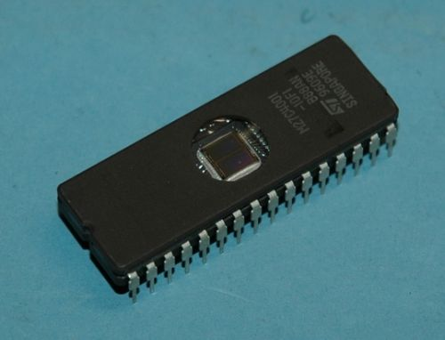 27C4001 ST 4mbit (512k*8)