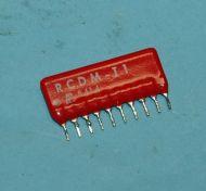 DECO RCDM-I1 (red glossy)