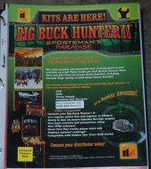 Big Buck Hunter II Sportsmans Paradise