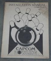 Capcom Bowling upright kit