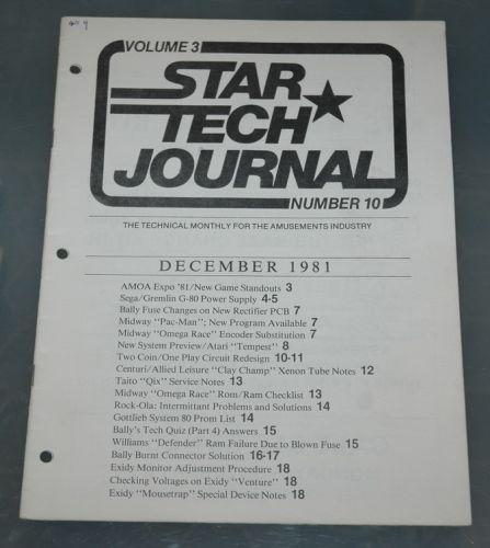 Star Tech Journal V3 N10