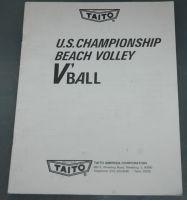 U.S. Championship Beach Volley Ball